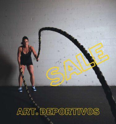 #SaleArtDeportivos