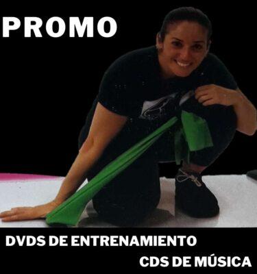 #DVDsyCDSparaEntrenamiento